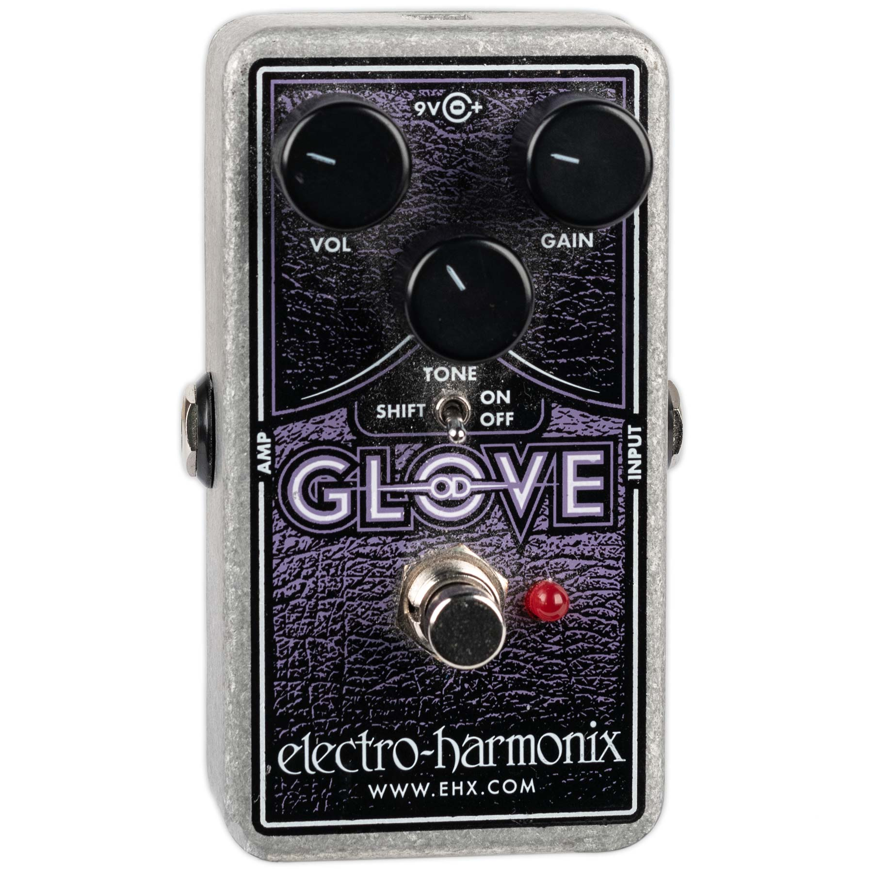 ELECTRO-HARMONIX GLOVE OD WITH BOX