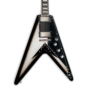 EPIPHONE BRENT HINDS FLYING V CUSTOM SILVERBURST