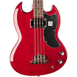 EPIPHONE EB-0 SHORT SCALE BASS CHERRY
