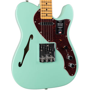 FENDER AMERICAN ORIGINAL 60S TELECASTER THINLINE MAPLE FINGERBOARD - SURF GREEN