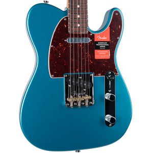 FENDER LIMITED EDITION AMERICAN PROFESSIONAL TELECASTER ROASTED MAPLE NECK - OCEAN TURQUOISE