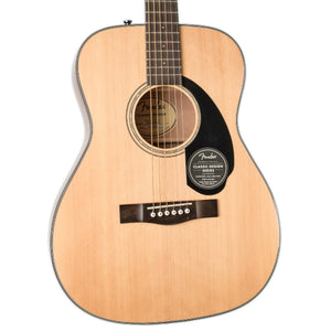 FENDER CC-60S CONCERT SIZE ACOUSTIC NATURAL
