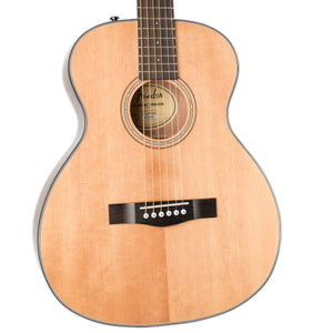 FENDER CT-60S TRAVEL SIZED ACOUSTIC, NAT, RW