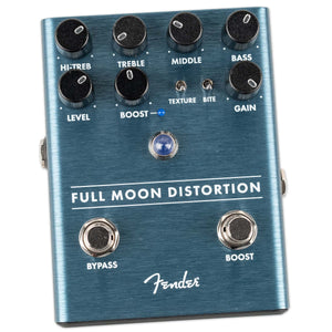 USED FENDER FULL MOON DISTORTION WITH BOX