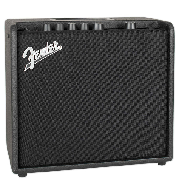 FENDER MUSTANG LT 25 GUITAR COMBO AMPLIFIER