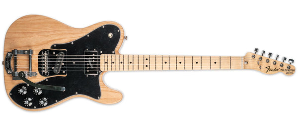 FENDER LIMITED EDITION 72 TELECASTER CUSTOM MAPLE FINGERBOARD W/ BIGSBY NATURAL