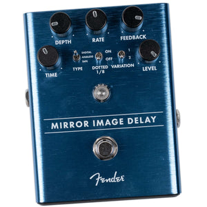 USED FENDER MIRROR IMAGE DELAY WITH BOX