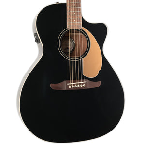 FENDER NEWPORTER PLAYER-  JETTE BLACK