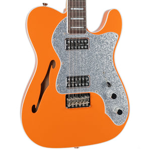 FENDER PARALLEL UNIVERSE LIMITED EDITION TELECASTER THINLINE SUPER DELUXE ORANGE