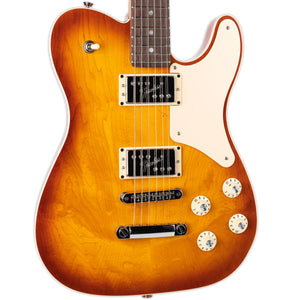 FENDER PARALLEL UNIVERSE TROUBLEMAKER TELECASTER ROSEWOOD FINGERBOARD- ICE TEA BURST