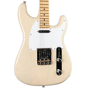 FENDER PARALLEL UNIVERSE LIMITED EDITION WHITEGUARD STRATOCASTER- VINTAGE BLONDE