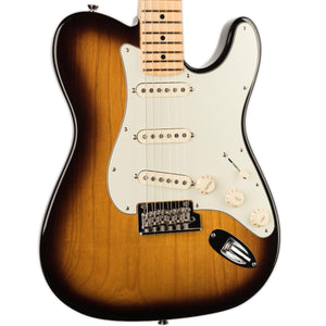 FENDER PARALLEL UNIVERSE LIMITED EDITION STRAT-TELE HYBRID MN 2 COLOR SUNBURST