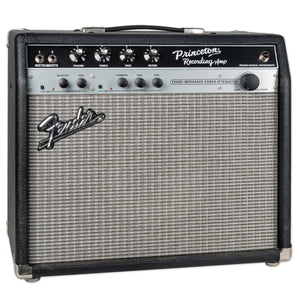 USED FENDER PRINCETON RECORDING ELECTRIC AMPLIFIER W/ SWITCH