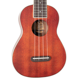 FENDER SEASIDE SOPRANO UKULELE- NATURAL