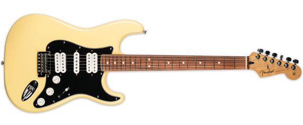 FENDER PLAYER STRAT HSH PAU FERRO FINGERBOARD BUTTERCREAM
