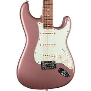 FENDER VINTERA 60'S MODIFIED STRATOCASTER - BURGUNDY MIST METALLIC