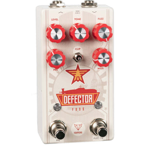 USED FOX DEFECTOR FUZZ WITH BOX