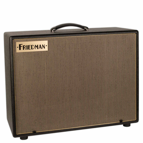 USED FRIEDMAN ASC-12 TWO-WAY AMP MODELING REFERENCE CABINET 500W BI-AMP