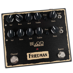 FRIEDMAN BE-OD DELUXE DUAL OVERDRIVE