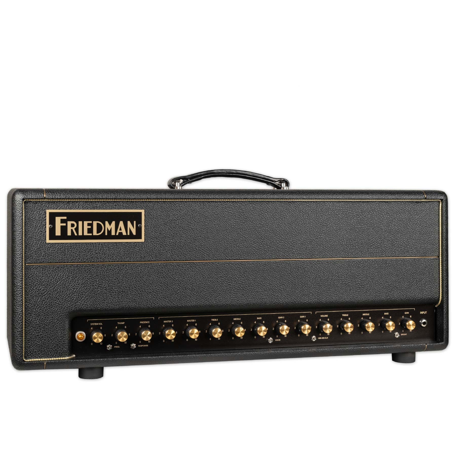 FRIEDMAN BE-100 DELUXE 3-CHANNEL GUITAR AMPLIFIER