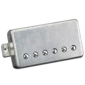 FRIEDMAN PICKUP- CLASSIC HUMBUCKER NECK - NICKEL COVER