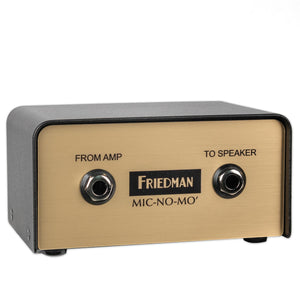 FRIEDMAN MIC NO MO ANALOG CABINET SIMULATOR