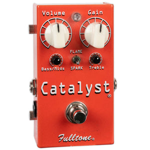 USED FULLTONE CATALYST WITH BOX