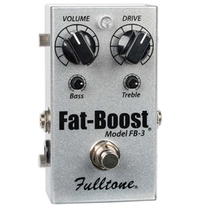 USED FULLTONE FAT-BOOST FB-3 WITH BOX