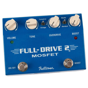 USED FULLTONE FULLDRIVE 2 (NON-MOSFET, PUSH-PULL VERSION)