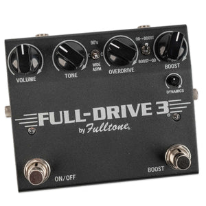 USED FULLTONE FULLDRIVE 3 WITH BOX