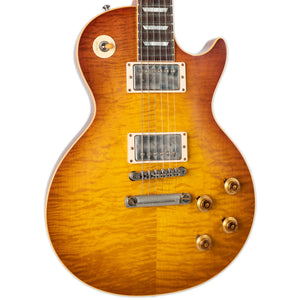 GIBSON CUSTOM SHOP '59 LES PAUL STANDARD REISSUE MADE 2 MEASURE SLOW ICED TEA FADE BURST