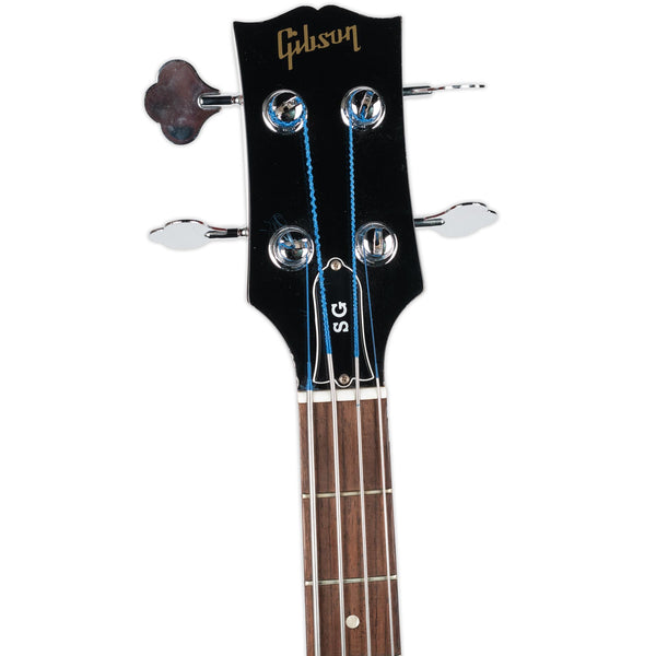 USED GIBSON EB-3 SG BASS WITH CASE