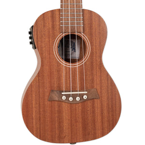 HONOLUA HO-21E HONU CONCERT UKULELE WITH PICKUP AND BAG