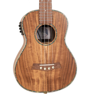 HONOLUA KO-31E-DLX KOHALA DELUXE TENOR UKULELE WITH PICKUP AND BAG