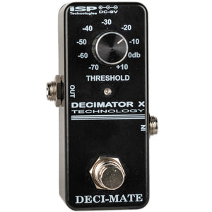 USED ISP DECI-MATE COMPACT NOISE REDUCTION PEDAL WITH BOX