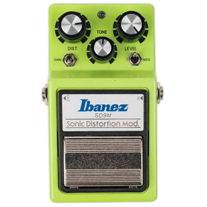 USED IBANEZ SD9M SONIC DISTORTION MOD W/BOX