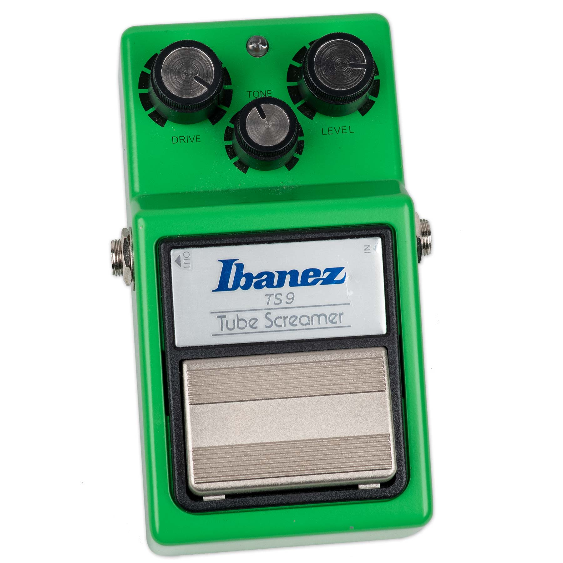 USED IBANEZ TS9 TUBE SCREAMER