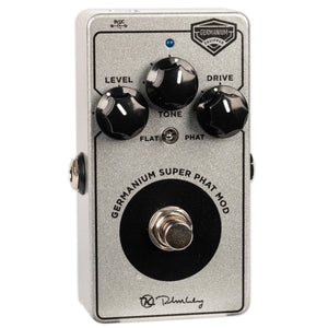 KEELEY GERMANIUM SUPER PHAT MOD FULL RANGE OVERDRIVE