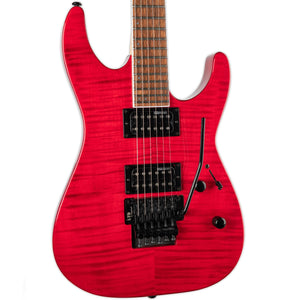 LTD M-200FM SEE THRU RED