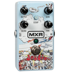 MXR DD25 GREEN DAY DOOKIE DRIVE
