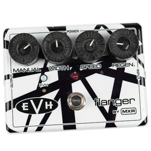 USED MXR EVH FLANGER WITH ADAPTOR