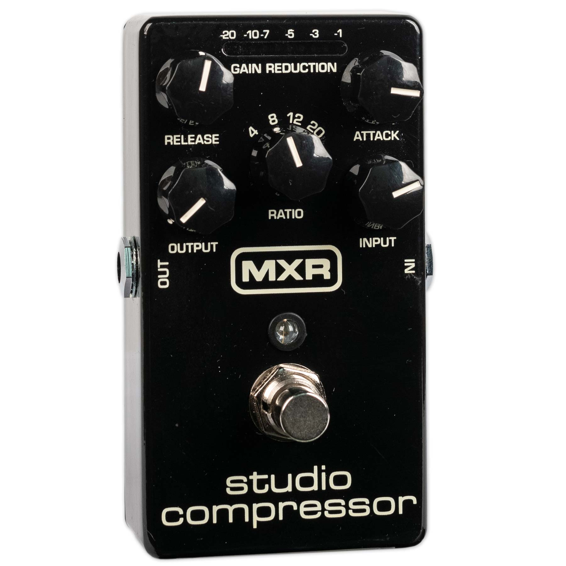 USED MXR STUDIO COMPRESSOR WITH BOX