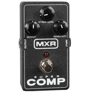 USED MXR SUPER COMP W/BOX
