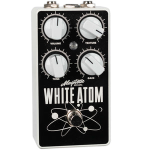 USED MAGNETIC EFFECTS WHITE ATOM FLEXIBLE FUZZ WITH BOX