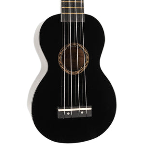 MAHALO SOPRANO UKULELE WITH BAG BLACK