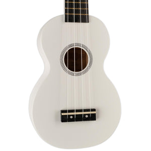 MAHALO SOPRANO UKULELE WITH BAG WHITE