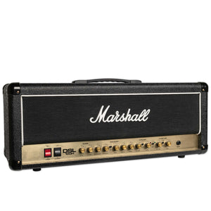 USED MARSHALL DSL100H HEAD WITH FOOTSWITCH