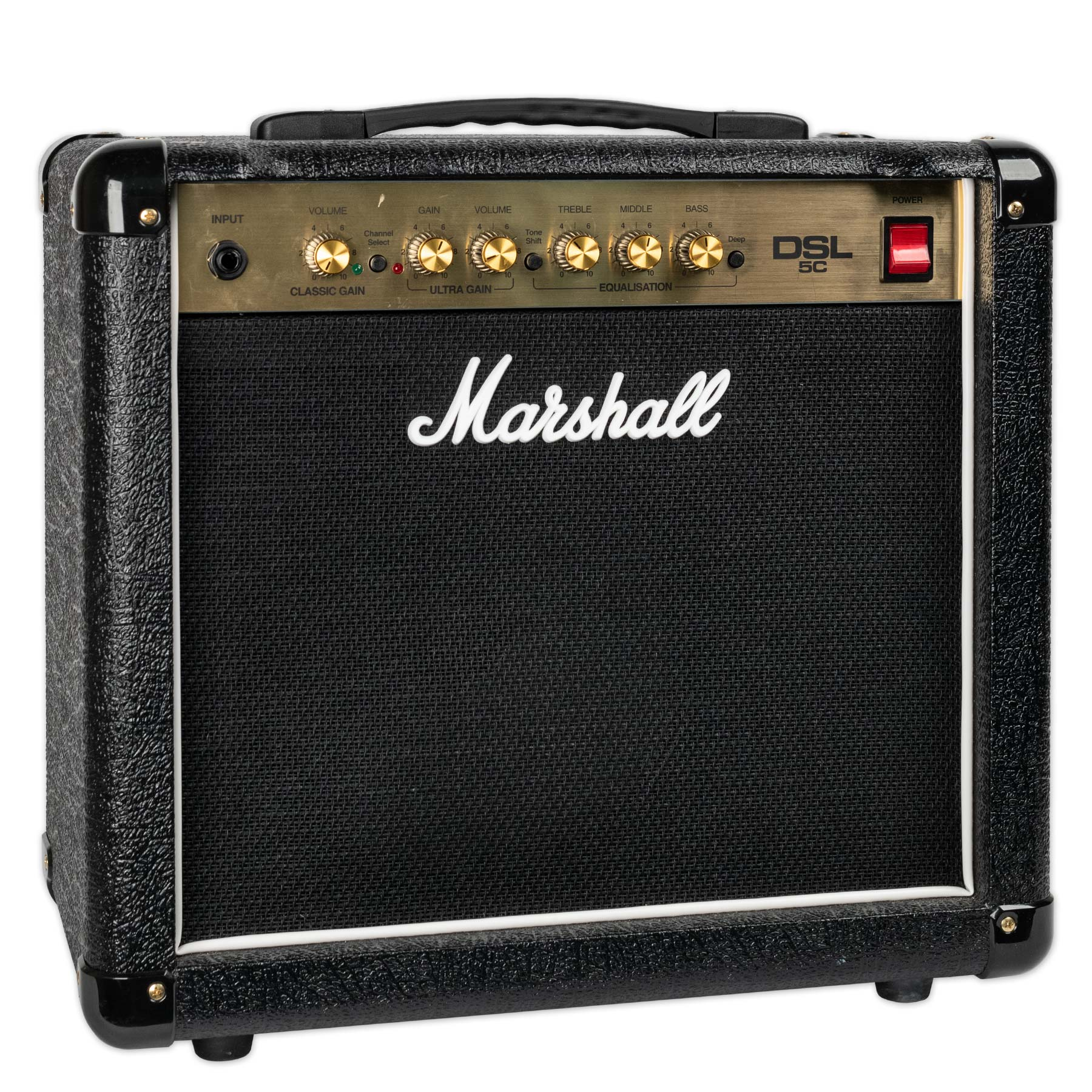 USED MARSHALL DSL5C COMBO AMPLIFIER