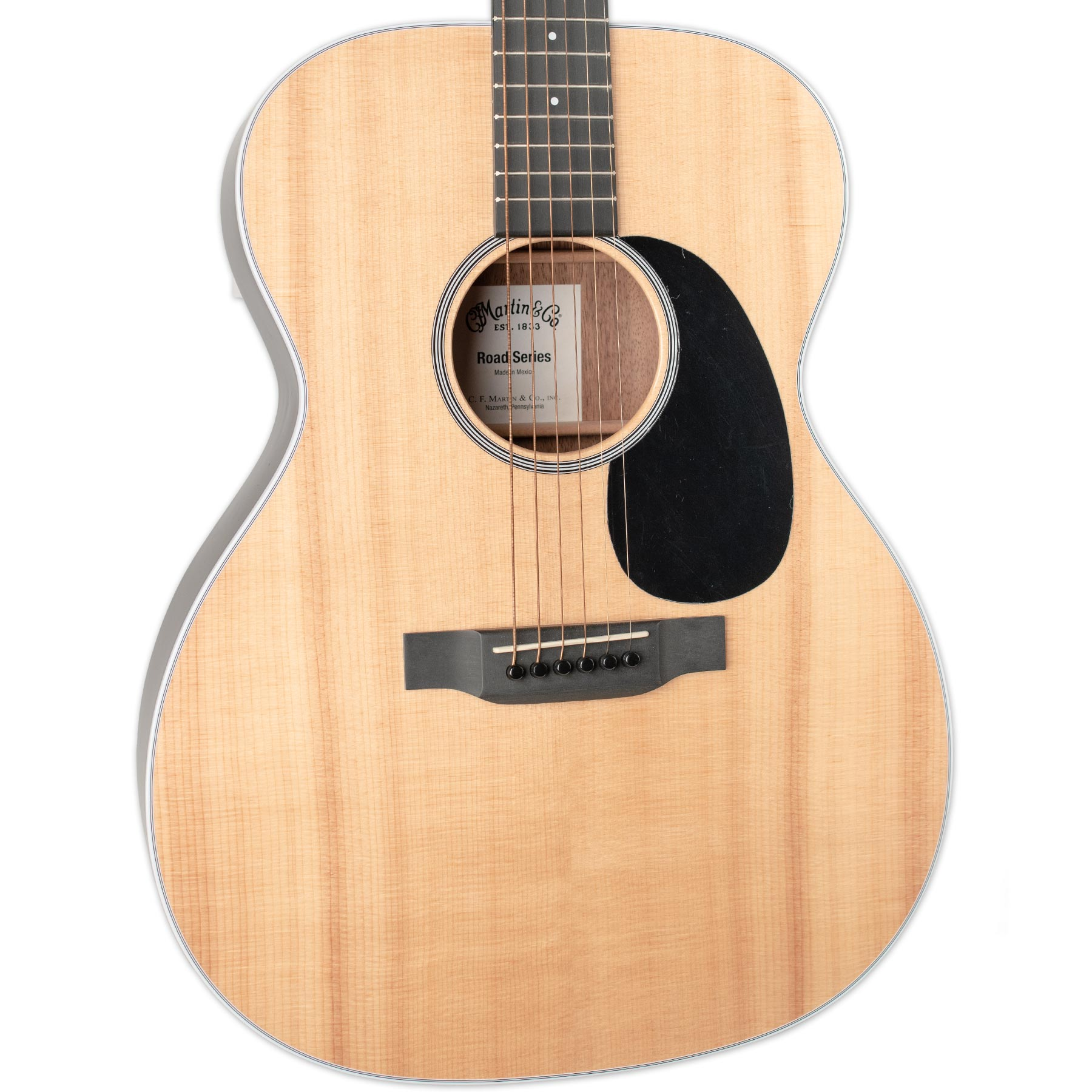 MARTIN 000RSG ACOUSTIC GUITAR SITKA TOP, SIRIS BACK AND SIDES