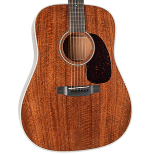 MARTIN CUSTOM SHOP D14F ALL FLAME MAHOGANY- WOOD SELECTED BY STANG GUITARS